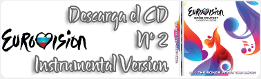 Descarga el disco número 2 de Eurovision 2009 {Instrumentales}