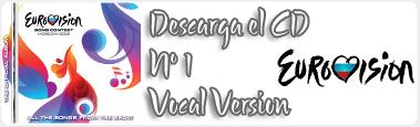 Descarga el disco número 1 de Eurovision 2009 {Versiones ESC-09}